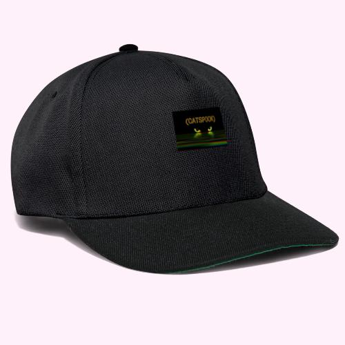 EYES (CATSPOOK) - Snapback Cap