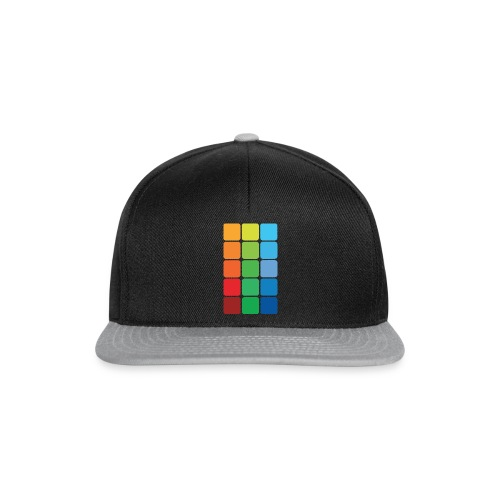 Square color - Snapback Cap