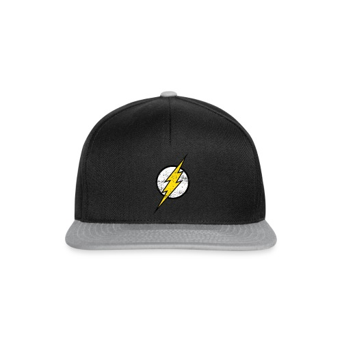 DC Comics Justice League Flash Logo - Snapback Cap