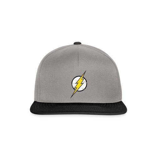 DC Comics Justice League Flash Logo - Snapback Cap