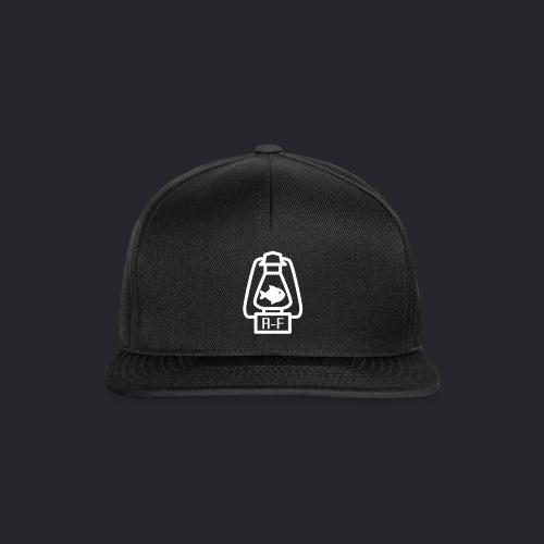 Logo Simple White - Snapback Cap