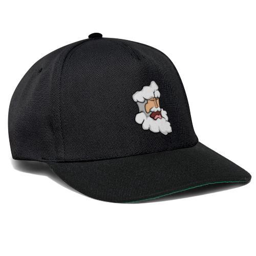 Santa Dude - Snapback Cap