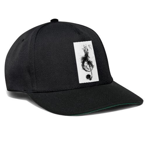 Notenschlüssel - Snapback Cap