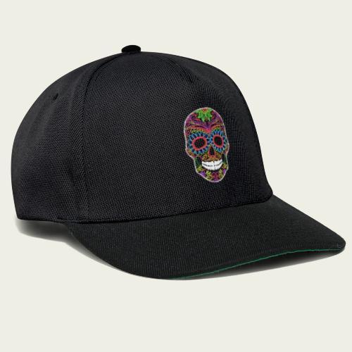 Skull candy neón - Gorra Snapback