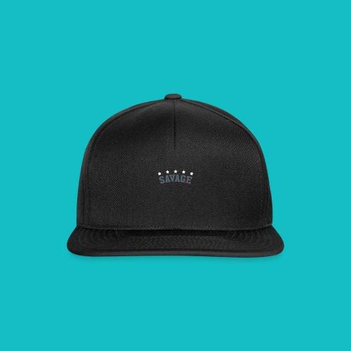 Savage Nation - Snapback Cap