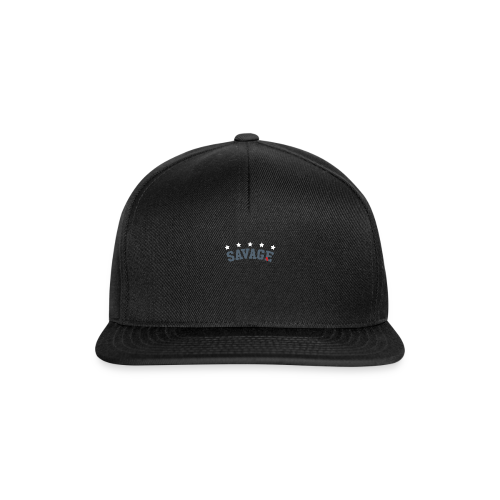 Savage Nation - Snapback Cap