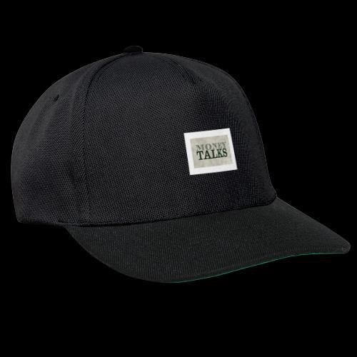 Money Talks - Snapback Cap