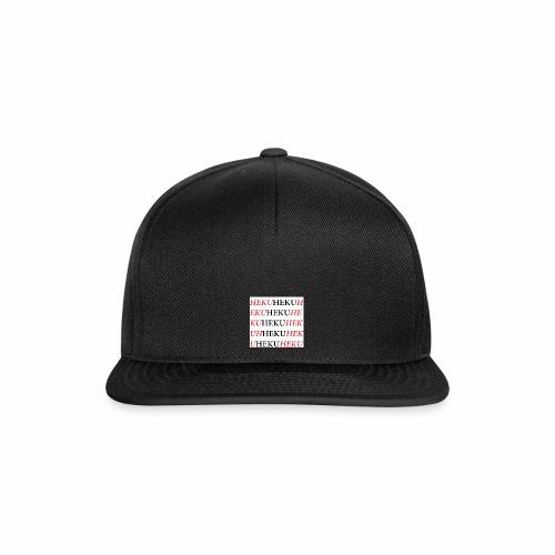 HekuHeku - Snapback Cap