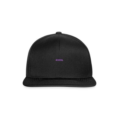# HODL - Snapback cap