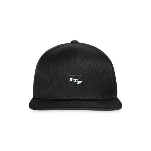 Logo Wit Trans - Snapback cap