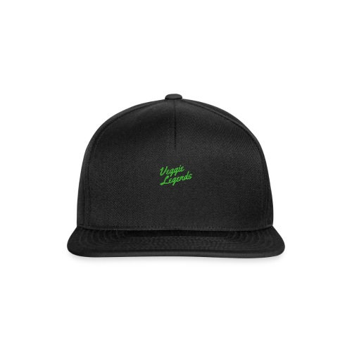 Veggie Legends - Snapback Cap