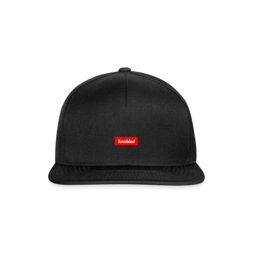 Tumbled Official - Snapback Cap
