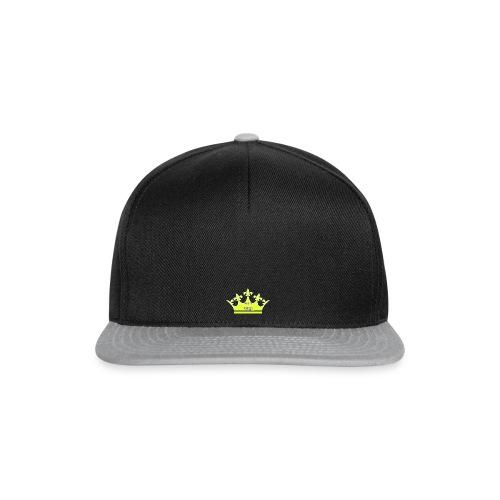 Team King Crown - Snapback Cap