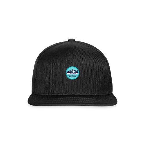 Gehe im Glauben nicht im Sehen - Snapback Cap