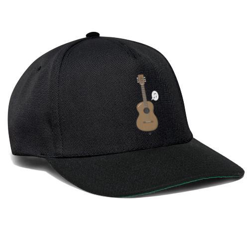 Gitarre - Snapback Cap