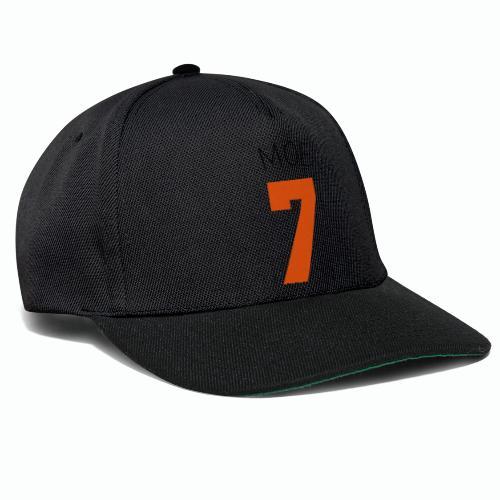 TEAM NUGENAU backsideMOE - Snapback Cap