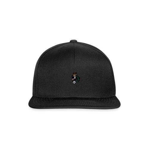 Pils10-Minecraft Style - Snapback Cap
