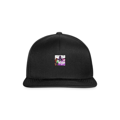 Barzey Beats - Snapback Cap