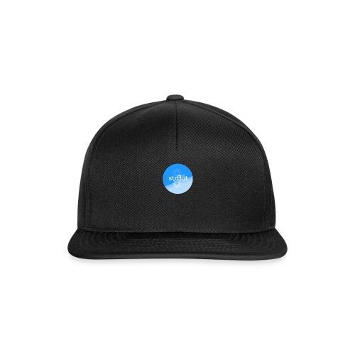 strBot Circle - Snapback Cap