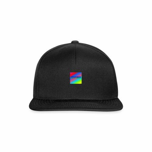 Mikkels Minecraft Navn - Snapback Cap