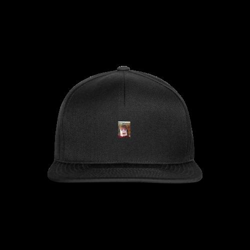 Cyberman Isaac - Snapback Cap