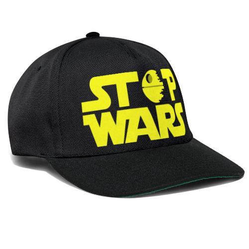 Stop Wars - Gorra Snapback