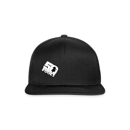 50logo png - Snapback cap