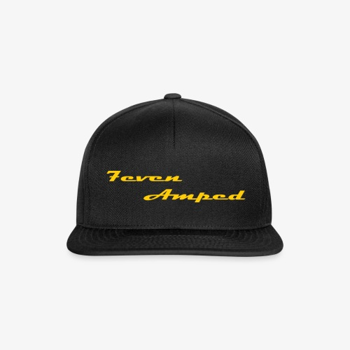 Logo 7even Amped transpar - Snapback Cap