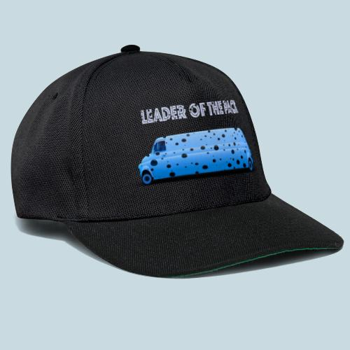 the Leader - Snapback cap