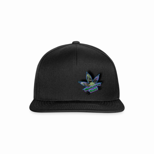 Blueberry Haze - Snapback Cap