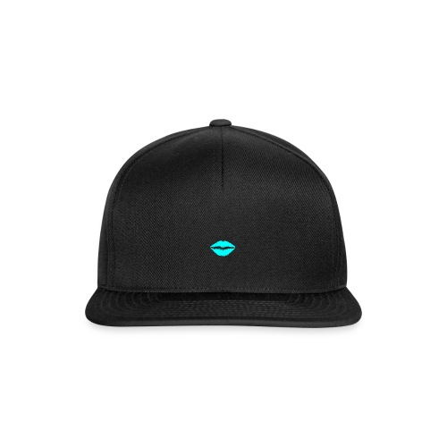 Blue kiss - Snapback Cap