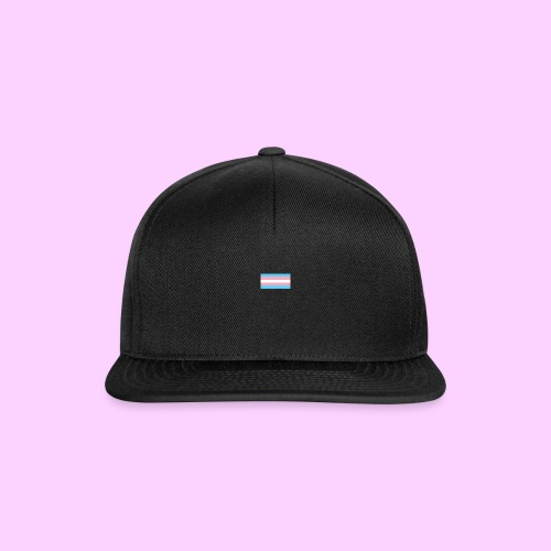 Lowkey Trans Pride - Snapback Cap