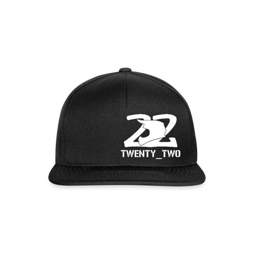 Logo Twenty Two Pulli png - Snapback Cap
