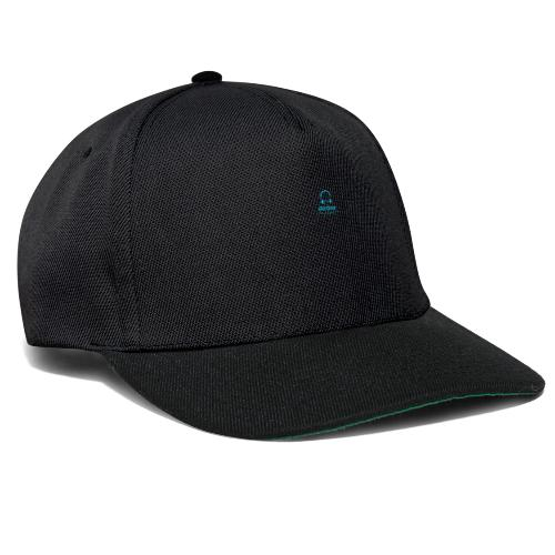 Atôme sky-blue - Snapback Cap