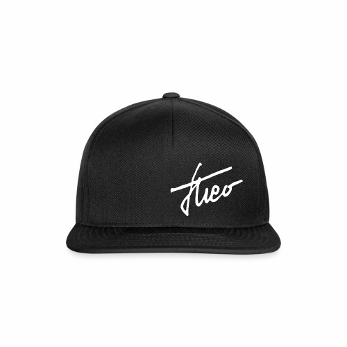 theo_single_weiss - Snapback Cap