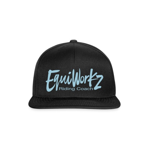 equiworkz logo - Snapback Cap