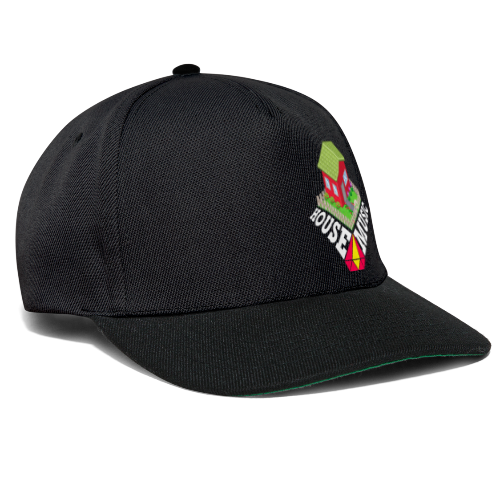Housemusic - Snapback Cap
