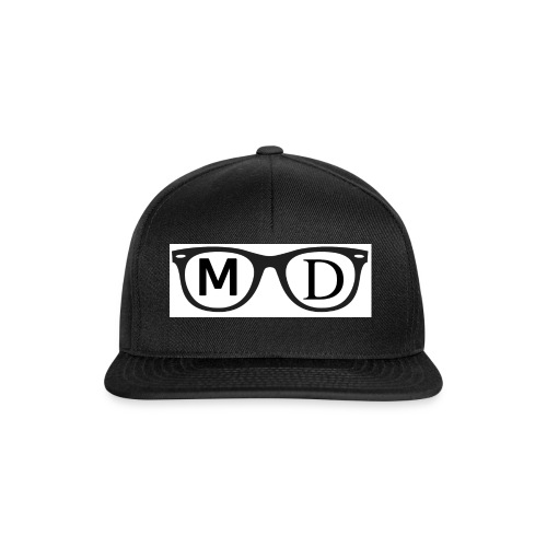 The Glasses - Snapback Cap
