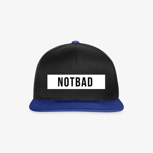 Not Bad Outfit - Snapback Cap