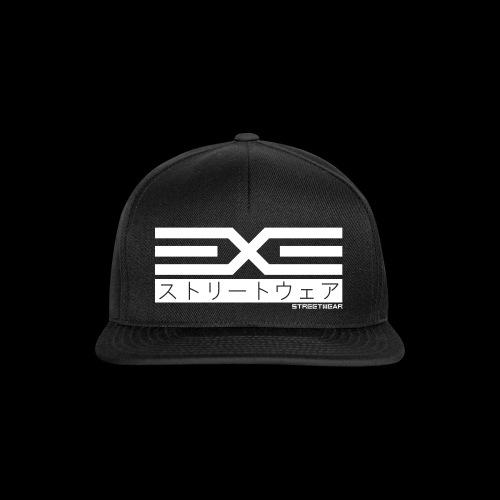 EXE Steetwear white - Snapback Cap