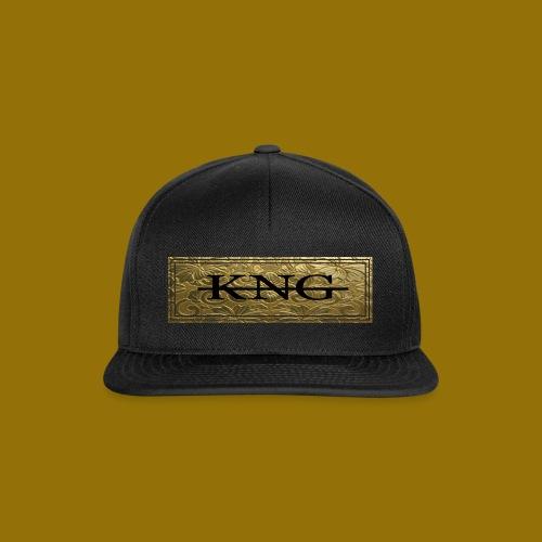 KNG TSHIRT LOGO png - Snapback Cap