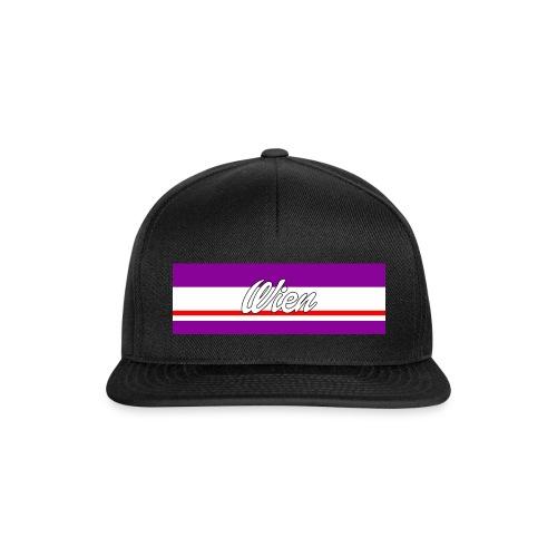 FANKLAMOTTEN Wien Violett - Snapback Cap