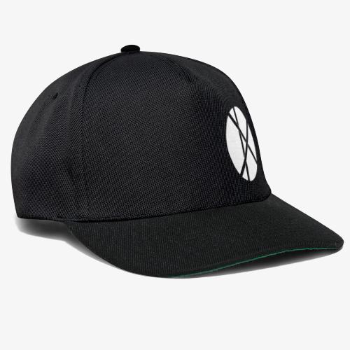 Don Logo - valkoinen - Snapback Cap