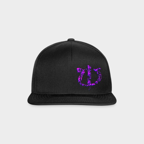 Thumb logo pink - Snapback Cap