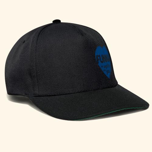 I FUNNA Do Agility With You! Blue - Snapback Cap
