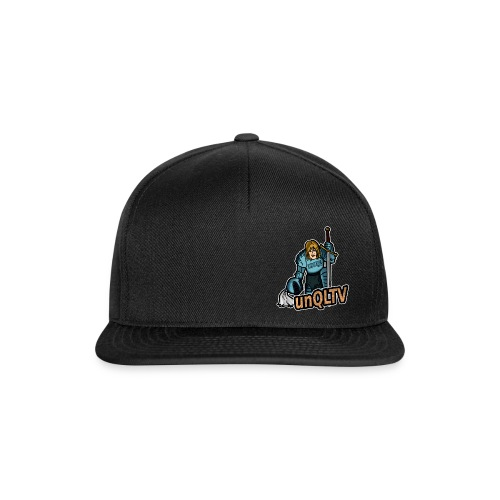 unQLTV Merchandise - Snapback Cap