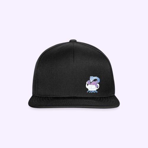 Tea Time - Snapback Cap