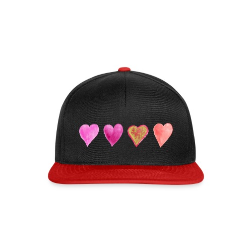 Herzen - Snapback Cap