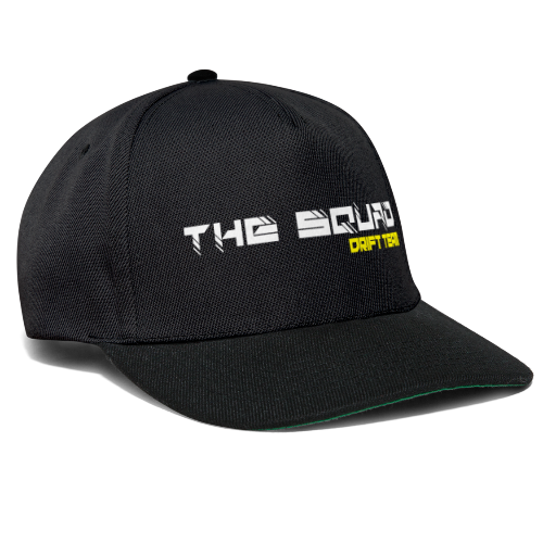 The Squad Logo Hvid - Snapback Cap