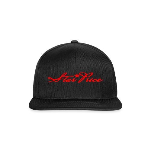 star price (red) - Snapback Cap